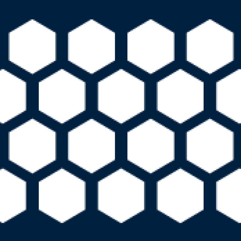 Hexa – šestihranné děrování