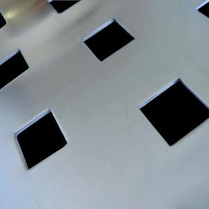 Qv - čtvercové přesazené